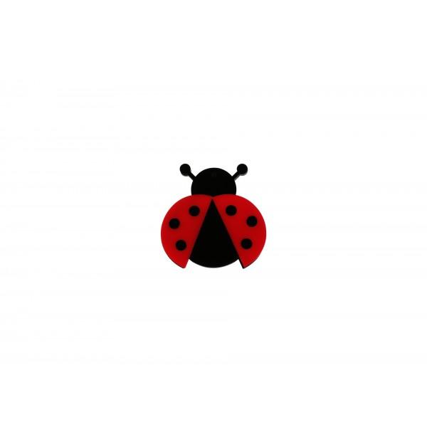 Ladybug - Acrylic