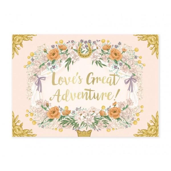 Music Card Love's Great Adventure!