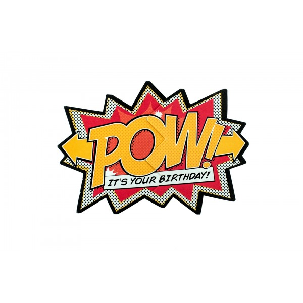 GC Comic POW!