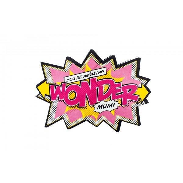 Comic WONDER MUM!