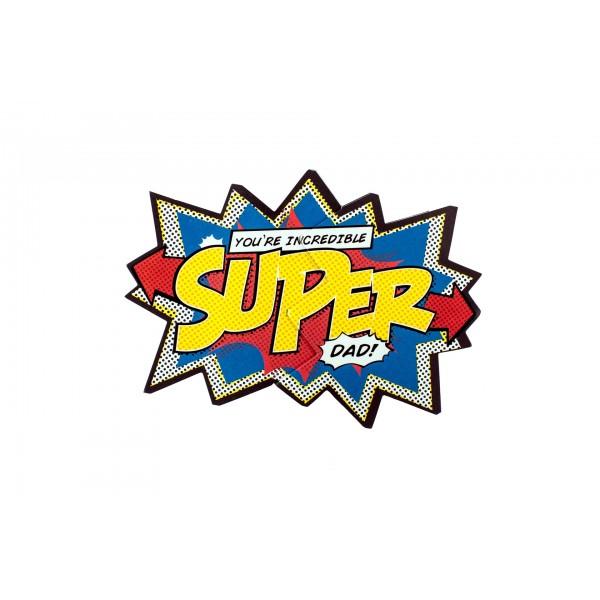 Comic SUPER DAD!