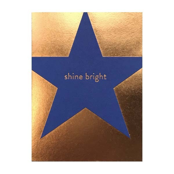 Shine Bright Mini Card