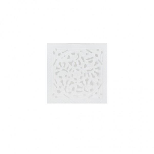 White Marble Square Box