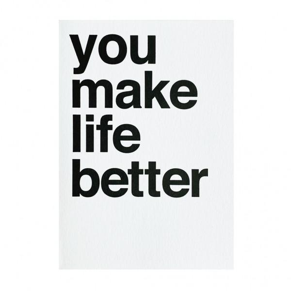 GC You Make Life Better