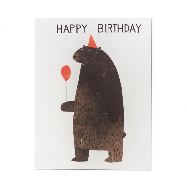 GC - Party bear birthday