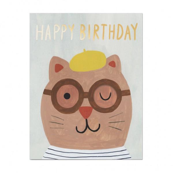 GC - Lots of cats birthday