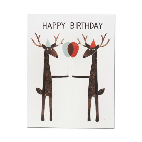 GC - Party deer birthday