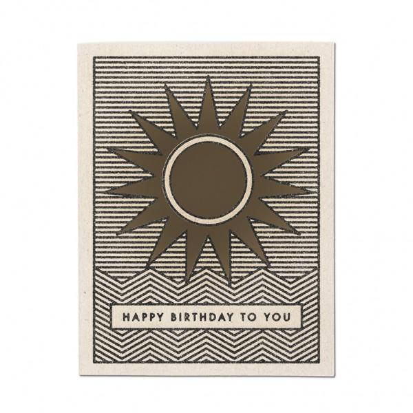 GC - Sunshine birthday spot