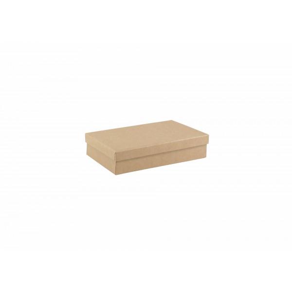 Box Kraft Rectangular