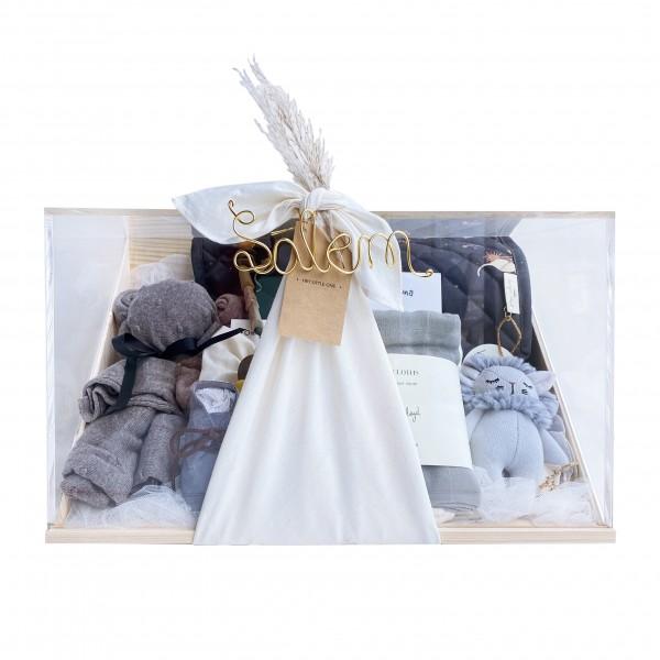 Baby Gift Set - Babymona X Maska - Lrg / Boy