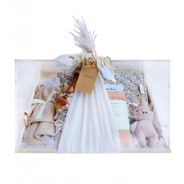 Baby Gift Set - Babymona X Maska - Lrg / Girl