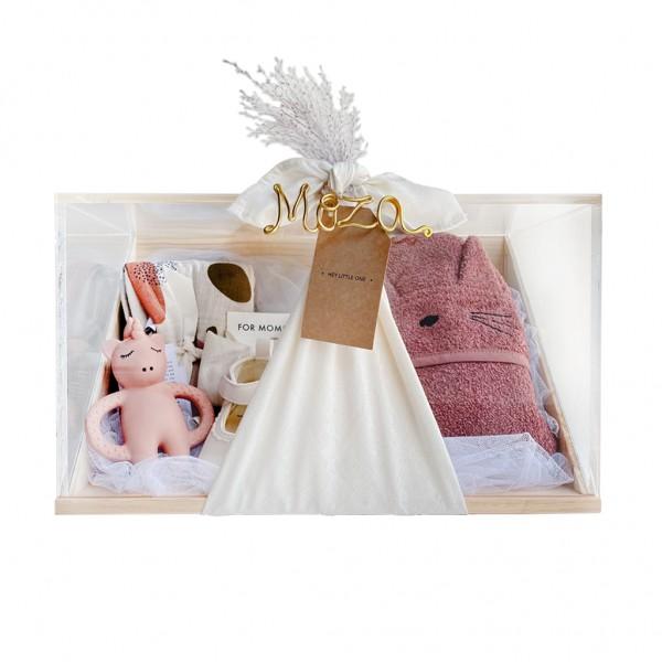 Baby Gift Set - Babymona X Maska - Med / Girl