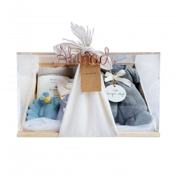 Baby Gift Set - Babymona X Maska - Med / Boy