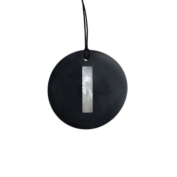 TRNK Marble Cosmic Black (Round Shape)