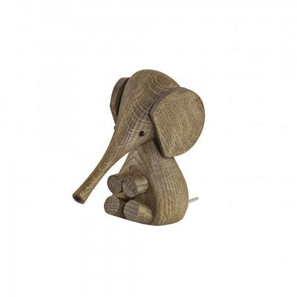 Smoked Oak Baby Elephant