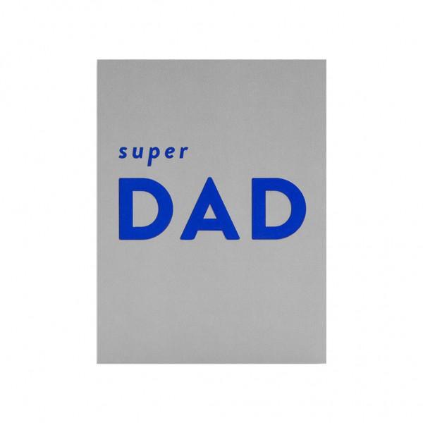 GC Super Dad - Mini Card