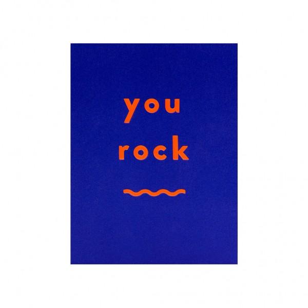 GC You Rock in orange